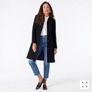NWT Petite Classic Lady Day Coat J. Crew 52606